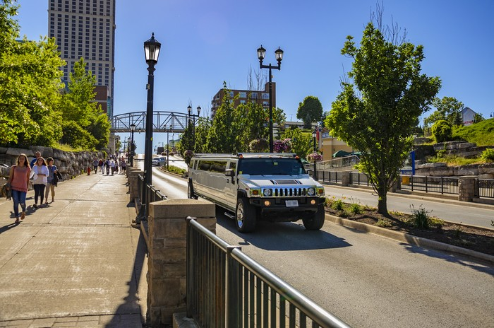 downtown-seattle-limousine-service